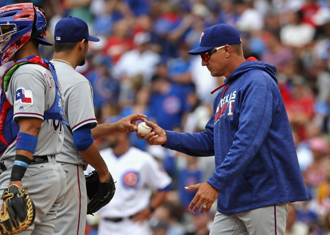 Rangers Looked Sluggish In Return From Break
