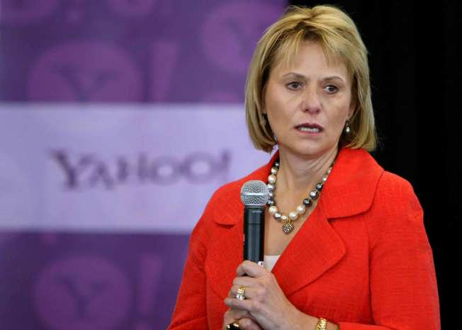 Is Carol Bartz Sick of Yahoo Yet?