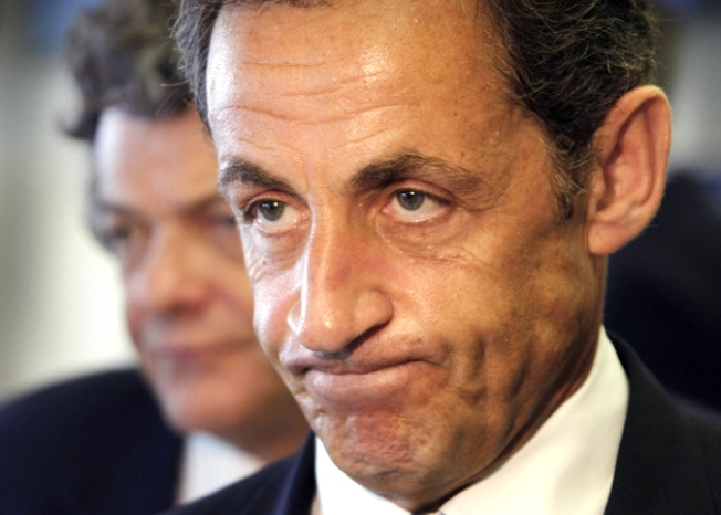 French Govt Meddles in Soccer Affairs