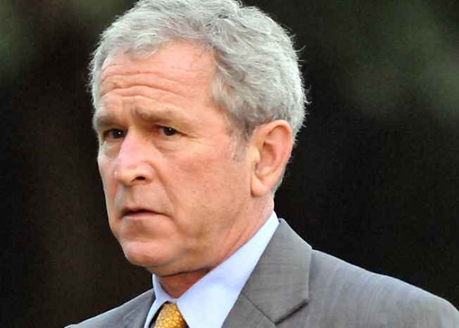 Library Clash Could Put George W. Bush Under Oath