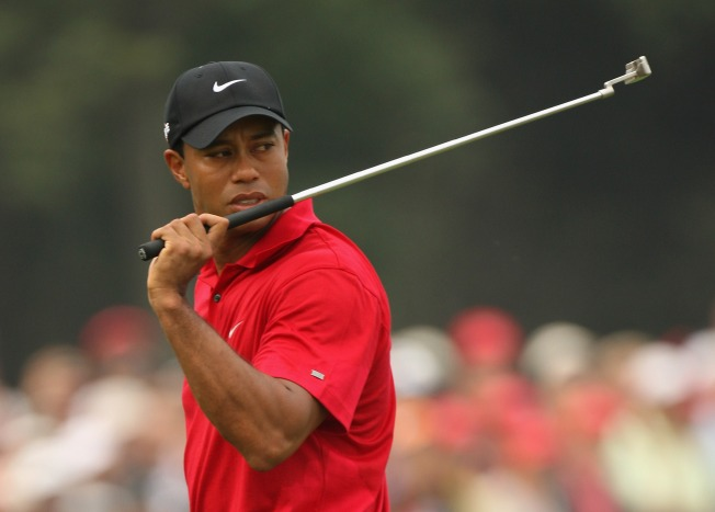 Ventre: Tiger's Troubles Growing — Because of Tiger