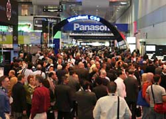 CES Is Going Green in 2010