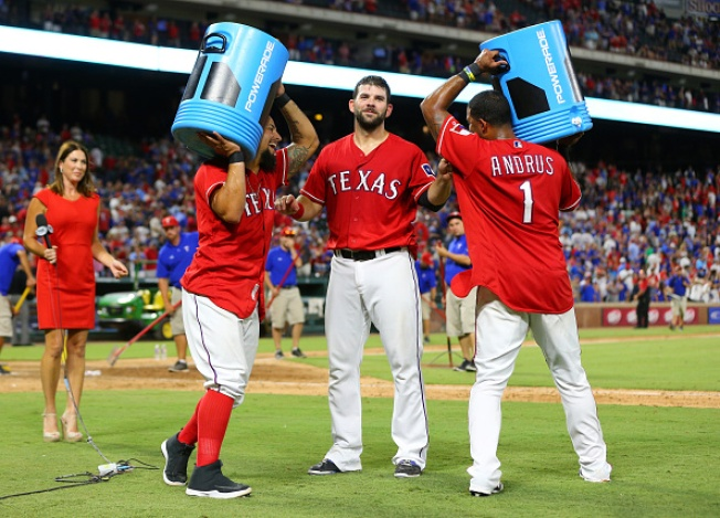 Rangers End Weekend With 5-3 Win Over Royals, Sweep 4 Game Series
