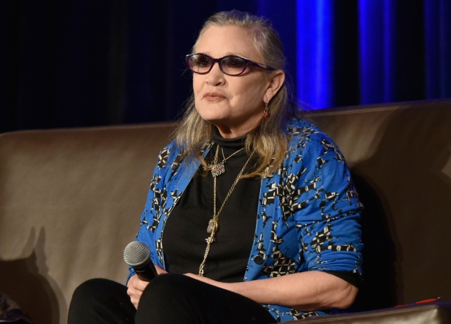 Carrie Fisher's Death Certificate Confirms Heart Attack