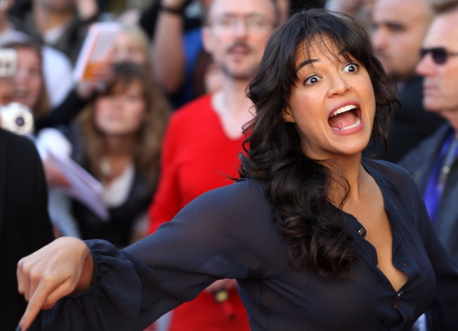 No Girly-Girl Roles For Michelle Rodriguez Just Yet