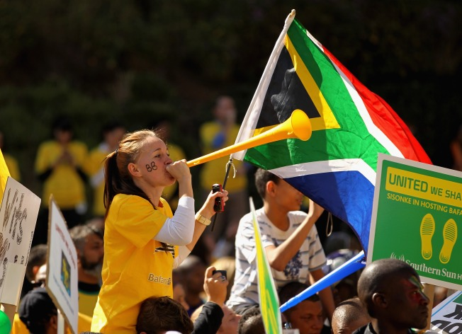South Africa Needs to Cheer No Matter What