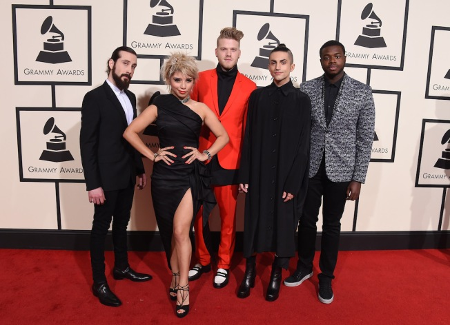 Arlington's Pentatonix to Sing Opening Song for NBC's Thursday Night Football