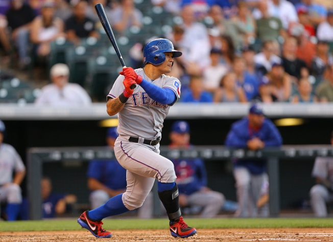 Rangers Come from Behind to Beat Rockies 7-5