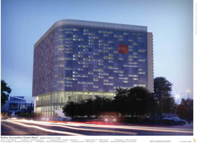 Omni Picked to Run Convention Center Hotel