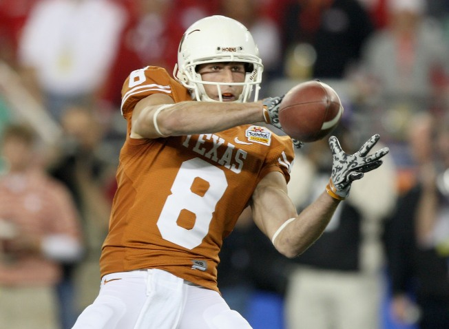 Shipley's Record Day Leads No. 2 Texas to Win