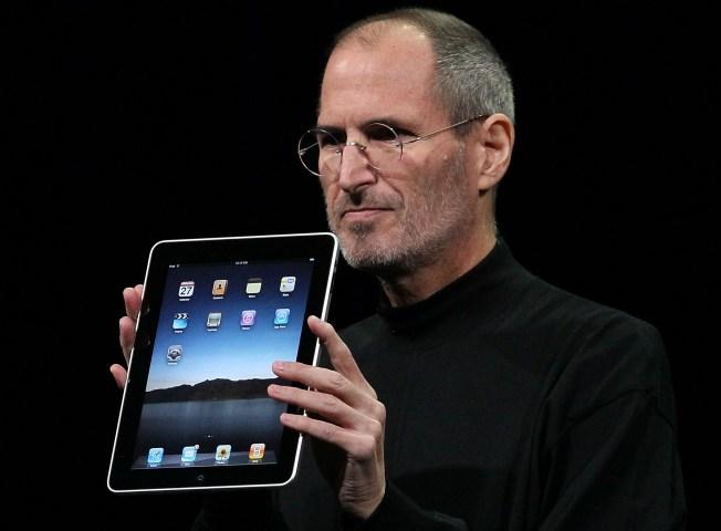 Humor Amidst Apple iPad Hysteria