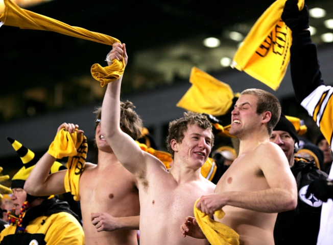 Steelers Fans' Loyalty Goes Beyond Super Bowls