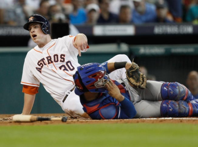 Rangers Held Down Offensively, Lose 5-0 in Houston