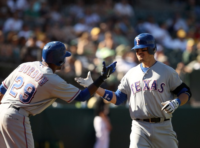 Rangers, Rays to be Matinees