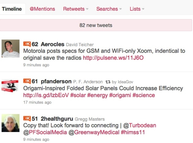 New Twitter Trend:  #OccupyKlout!
