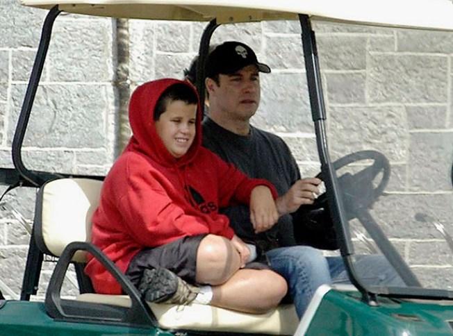 John Travolta Expected To Testify At Bahamas Trial