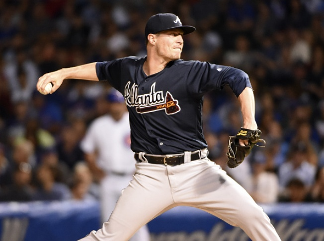 Rangers Acquire Pitchers from Braves for Minor Leaguer