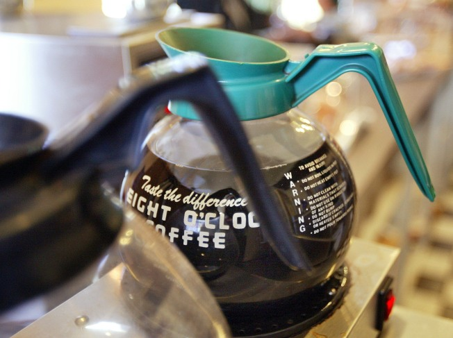 Eight O'Clock Coffee is Tops: Report