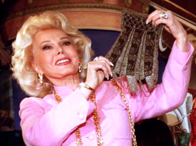 Actress Zsa Zsa Gabor to Have Partial Leg Amputation