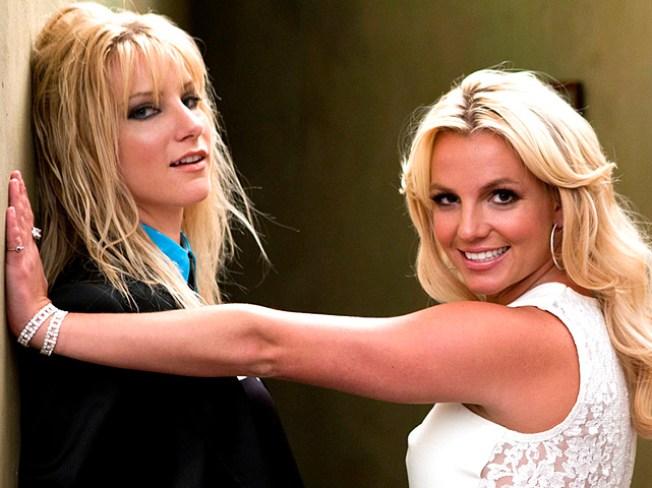 "Britney Reflects On ""Glee's"" Pop Princess Tribute"
