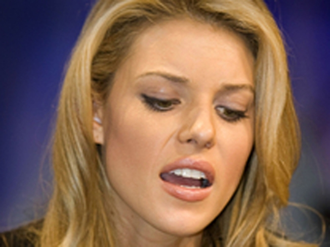 "Miss California: ""God Chose Me"""