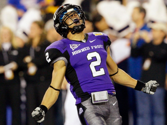 No. 6 TCU Hoping for BCS Victory