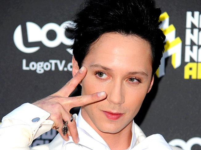 Johnny Weir: I Don't Define Myself as Gay