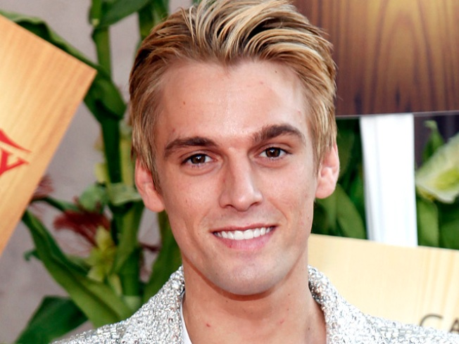 Aaron Carter Leaves Rehab