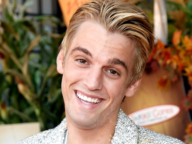 Ex-Teen Idol Aaron Carter Enters Rehab