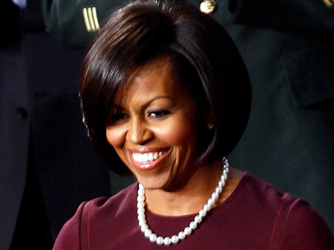 "Michelle Obama: ""What You See is The Real Me"""