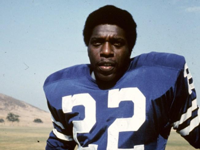 718fed741f7 Bullet Bob' Hayes Makes Pro Football Hall of Fame - NBC 5 Dallas ...