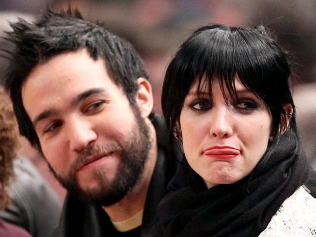 Ashlee Simpson and Pete Wentz Seek Divorce