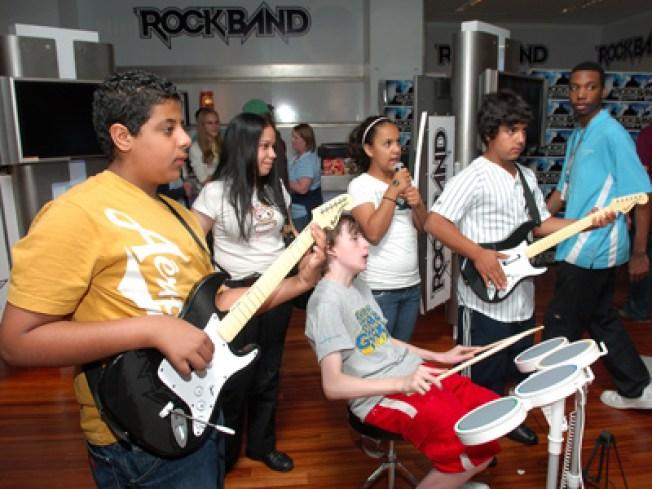 Teachers Invite 'Wii Music' Into the Classroom