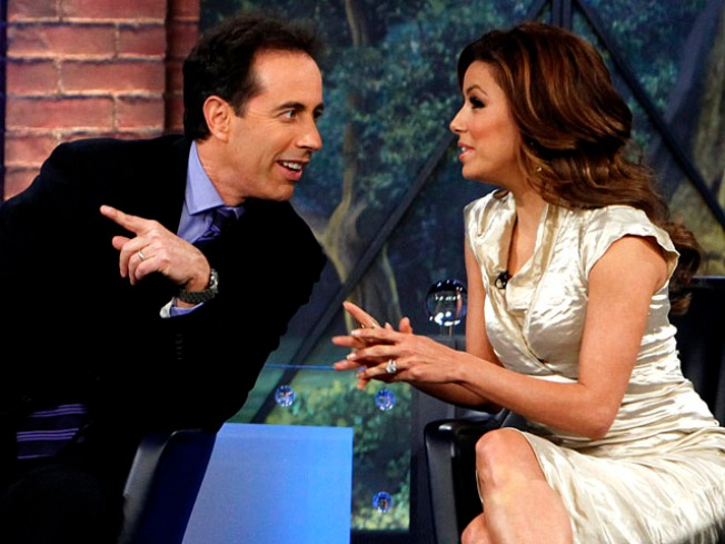 Seinfeld Gets Something Out of Nothing – Again