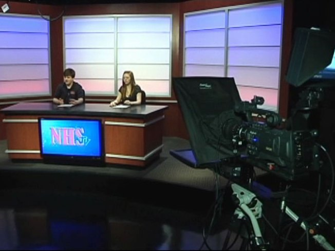 North Texas Kids Try Out TV News