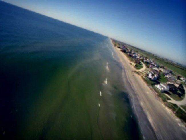 "Oil Slick ""Tar Balls"" Could Hit Texas Coast"
