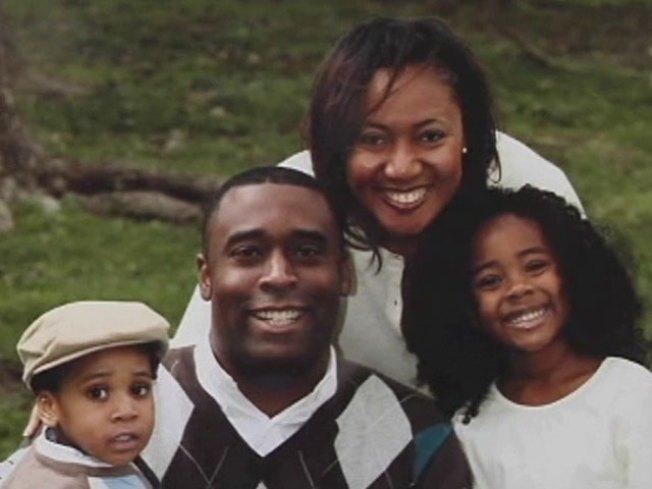 Man Injured, Family Killed in Fiery Crash