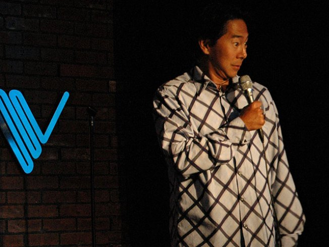 Stand-Up Sit-Down: Henry Cho