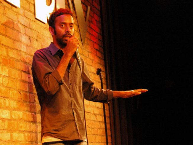 Stand-Up Sit-Down: Paul Varghese