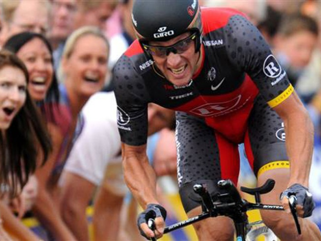 Armstrong Finishes Fifth And Bloody in Second Stage of Tour
