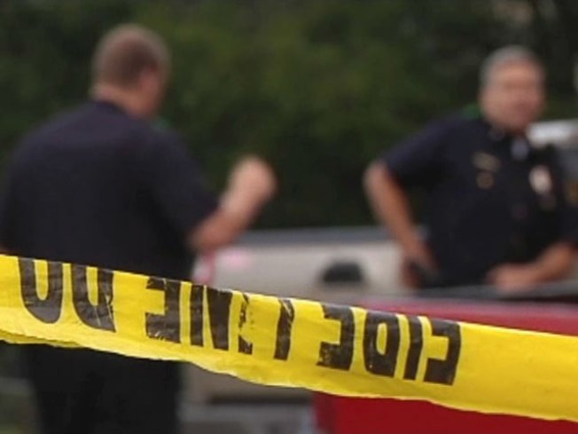 Police Search For A Shooter In Dallas