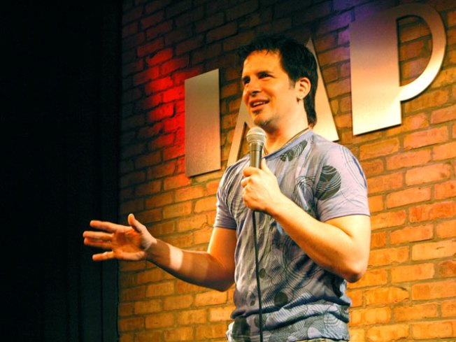 Stand-Up Sit-Down: Hal Sparks