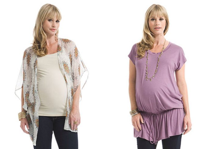 Forever 21 Launches Maternity Wear Line