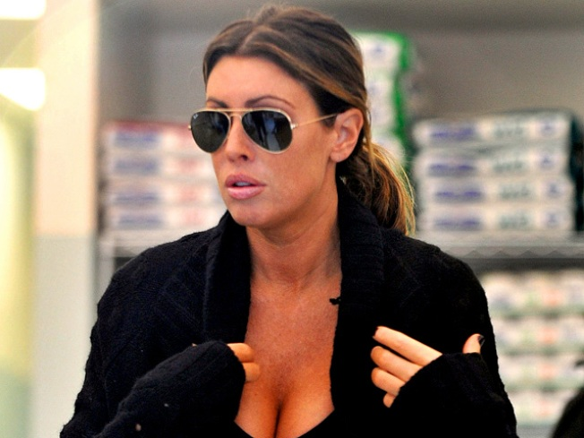 Celeb Rehab's Rachel Uchitel Defends Ground Zero Visit