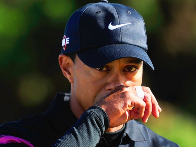 Golf Pro, Reporter in Angry War of Words Over Tiger Woods