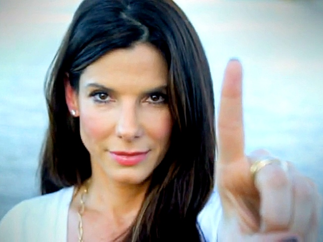 Sandra Bullock Wants Out of Enviro Ad Linked to Big Oil