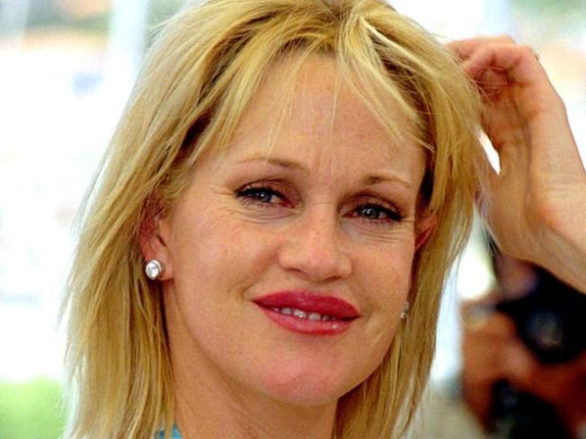 Melanie Griffith Checks Into Rehab