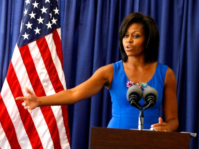 Michelle Obama's Secret Workout Routine Revealed