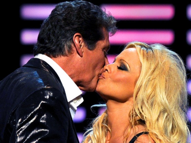 David Hasselhoff Feels the Heat at Comedy Central Roast