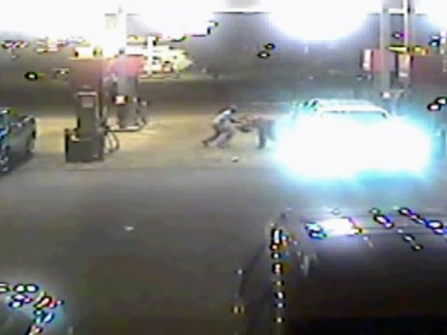 Caught on Camera: Violent Dallas Purse Snatching